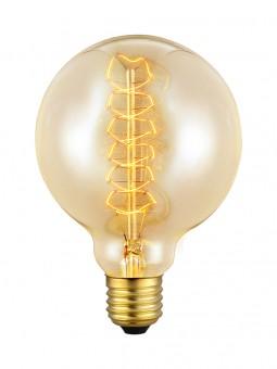 Bec decorativ Edison E27 49504