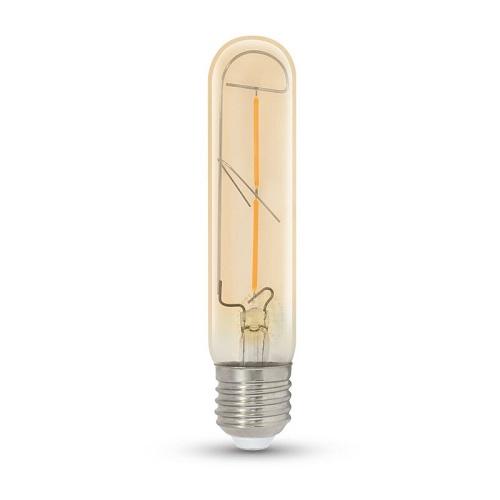 Putere: 2W     Tensiune alimentare: 220-240V     Unghi dispersie Lumina: 300 °     Intensitate Luminoasa: 100 lm/w     Culoare: 2700K     Dimensiuni: Φ30 x H136 mm     Soclu: E27